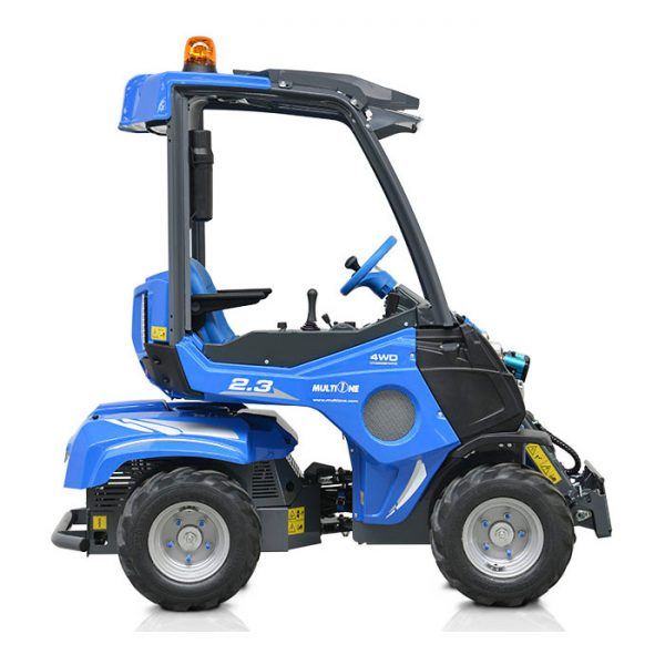 Multione 2 Series Mini Loader - Light & Powerful
