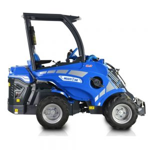 Multione 5 Series Mini Loader - Compact & Versatile