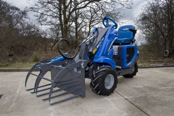 Multione 1 Series Mini Loader - 3WD Mini Loader