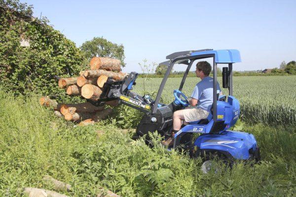 MultiOne 2 Series - Log handling