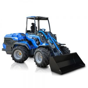 Multione 10 Series Mini Loader - Bigger & Faster