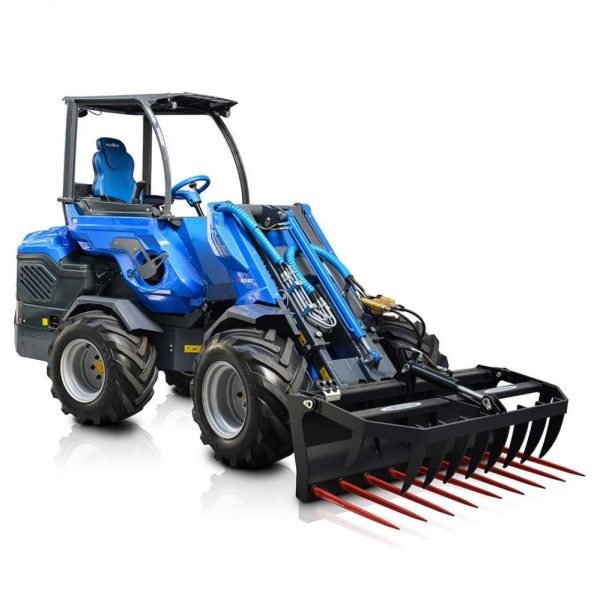 Multione 9 Series Mini Loader - Best Lift Capacity-Weight Ratio
