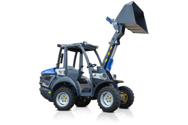 Multione 12 Series Mini Loader - All Wheel Steer Loaders