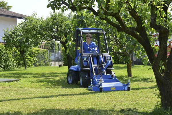 MultiOne mini loader 2 series with lawn mower