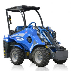 Multione 4 Series Mini Loader - Light & Economical