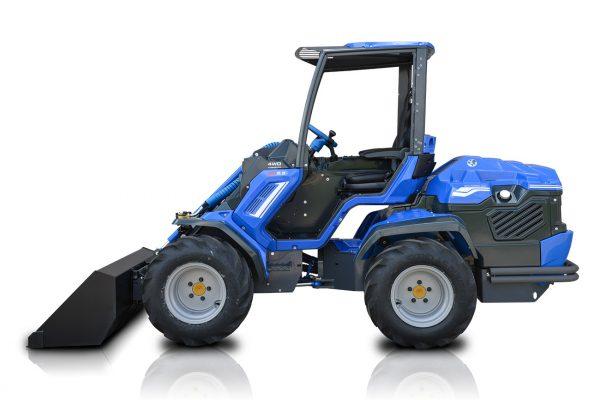 Multione 10 Series Mini Loader - Bigger & Faster